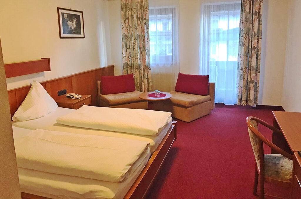 Zimmer Wilder Kaiser